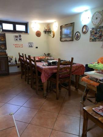 Appartamento in vendita a Garbagnate Milanese, Stazione, Con giardino, 120 mq - Foto 7
