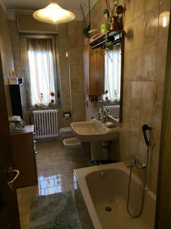 Appartamento in vendita a Garbagnate Milanese, Stazione, Con giardino, 120 mq - Foto 13