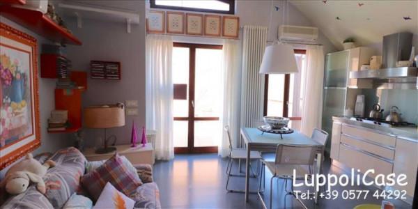 Appartamento in vendita a Monteriggioni, 70 mq