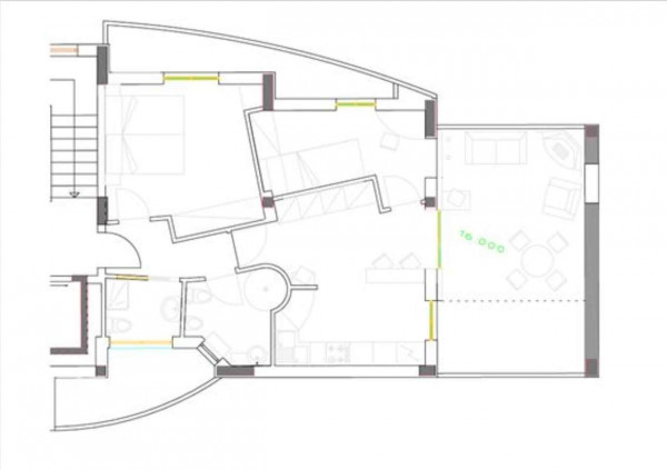 Appartamento in vendita a Monteriggioni, 70 mq - Foto 18