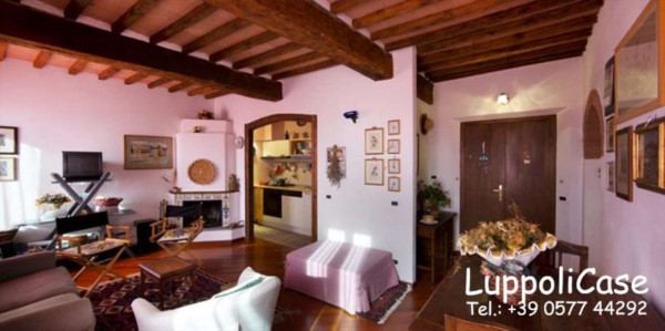 Appartamento in affitto a Castelnuovo Berardenga, Arredato, 65 mq - Foto 13