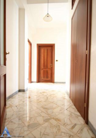 Appartamento in vendita a Taranto, Tre Carrare, Battisti, 152 mq - Foto 17