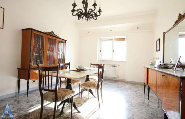 Appartamento in vendita a Taranto, Tre Carrare, Battisti, 152 mq - Foto 5