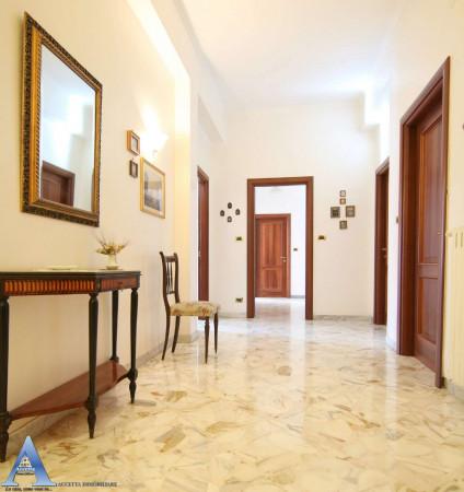 Appartamento in vendita a Taranto, Tre Carrare, Battisti, 152 mq