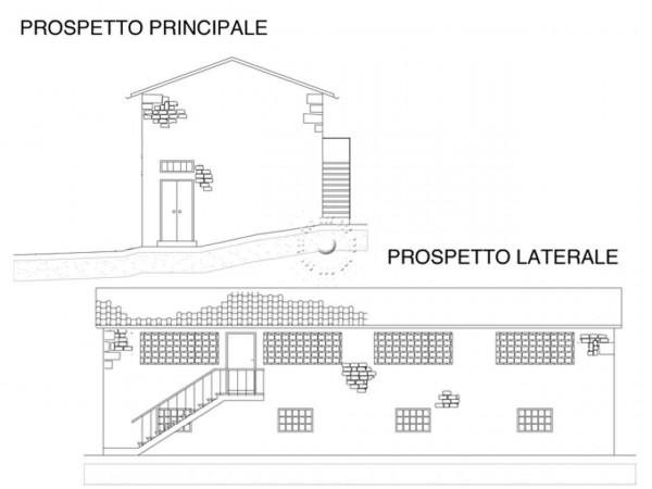 Rustico/Casale in vendita a Pontassieve, 220 mq - Foto 3
