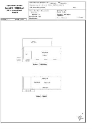 Rustico/Casale in vendita a Pontassieve, 220 mq - Foto 2