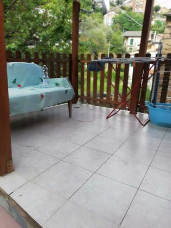 Appartamento in vendita a Uscio, Con giardino, 80 mq