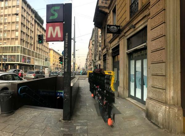 Negozio in affitto a Milano, Corso Buenos Aire, 45 mq
