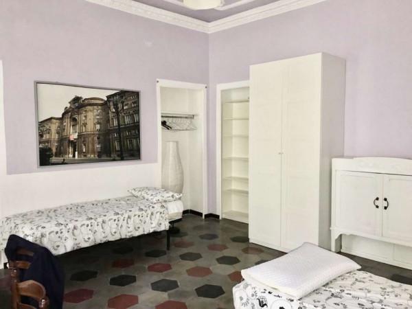 Appartamento in affitto a Torino, Università, Arredato, con giardino, 160 mq - Foto 14
