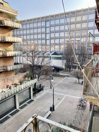 Appartamento in affitto a Torino, Università, Arredato, con giardino, 160 mq - Foto 2