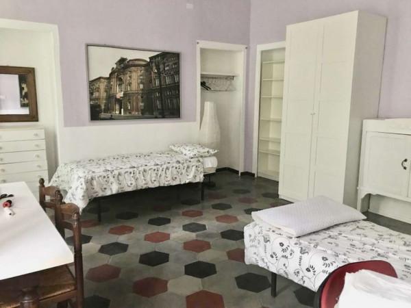 Appartamento in affitto a Torino, Università, Arredato, con giardino, 160 mq - Foto 15