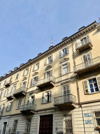 Appartamento in affitto a Torino, Università, Arredato, con giardino, 160 mq - Foto 22