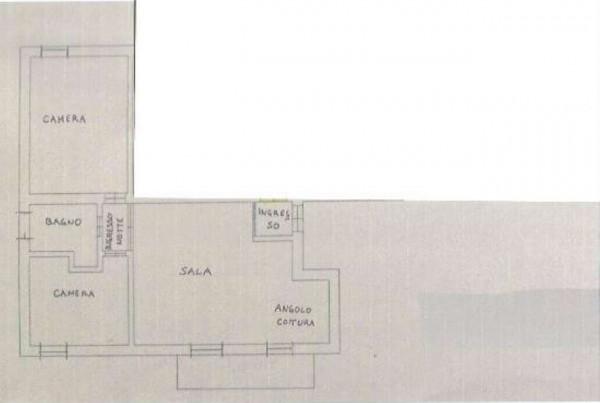 Appartamento in vendita a Modena, 100 mq