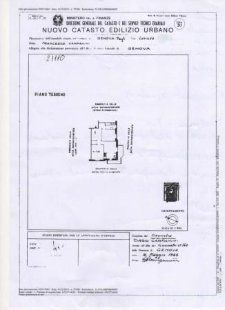 Appartamento in vendita a Genova, Laviosa, 70 mq - Foto 2