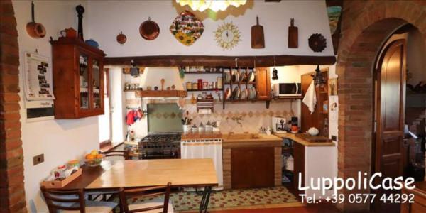 Villa in vendita a Castelnuovo Berardenga, Arredato, con giardino, 222 mq - Foto 11