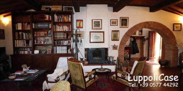 Villa in vendita a Castelnuovo Berardenga, Arredato, con giardino, 222 mq - Foto 10