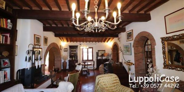 Villa in vendita a Castelnuovo Berardenga, Arredato, con giardino, 222 mq - Foto 9