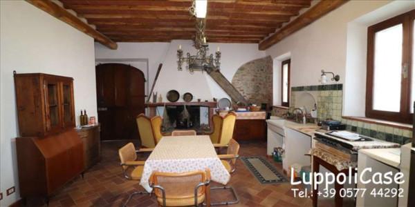 Appartamento in vendita a Castelnuovo Berardenga, Arredato, con giardino, 126 mq - Foto 11