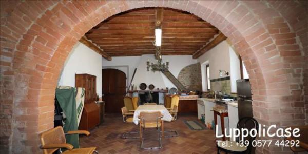 Appartamento in vendita a Castelnuovo Berardenga, Arredato, con giardino, 126 mq - Foto 12