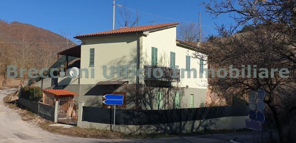 Casa indipendente in vendita a Sellano, Molini, Con giardino, 70 mq