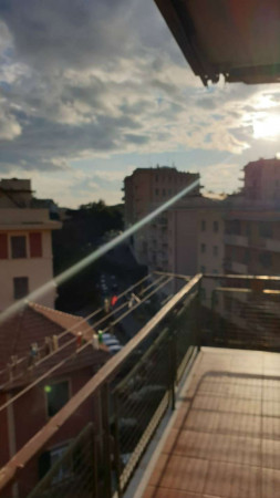 Appartamento in affitto a Genova, Adiacenze Via Pontetti, 100 mq - Foto 16
