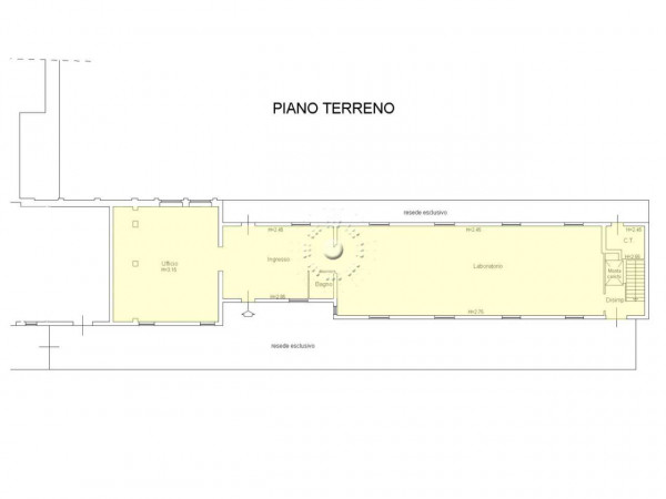 Ufficio in affitto a Firenze, 270 mq - Foto 3