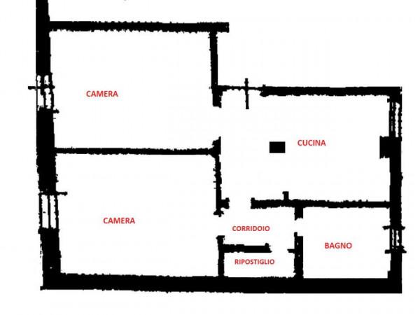 Appartamento in vendita a Forlì, Centro Storico, 90 mq - Foto 3