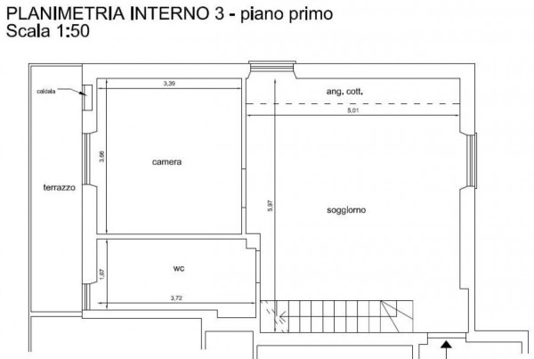 Appartamento in vendita a Sestri Levante, Riva Trigoso, Con giardino, 105 mq - Foto 3