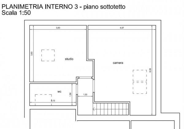 Appartamento in vendita a Sestri Levante, Riva Trigoso, Con giardino, 105 mq - Foto 2