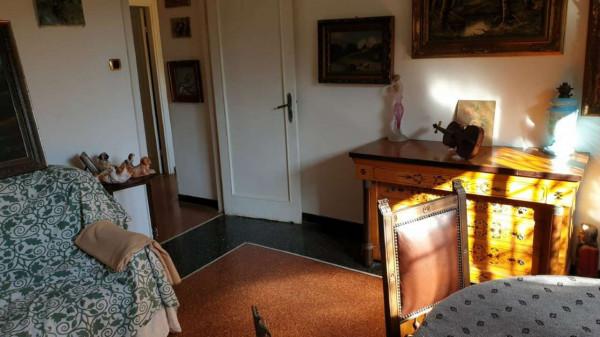 Appartamento in vendita a Genova, Adiacenze Via Penego, Con giardino, 65 mq - Foto 37