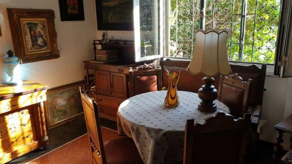 Appartamento in vendita a Genova, Adiacenze Via Penego, Con giardino, 65 mq - Foto 38