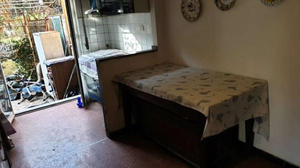 Appartamento in vendita a Genova, Adiacenze Via Penego, Con giardino, 65 mq - Foto 19