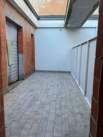 Appartamento in vendita a Milano, P.za Segesta, Con giardino, 240 mq - Foto 3