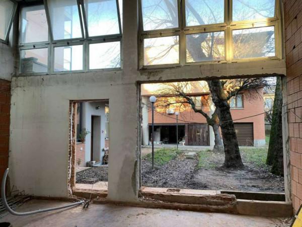 Appartamento in vendita a Milano, P.za Segesta, Con giardino, 240 mq - Foto 16