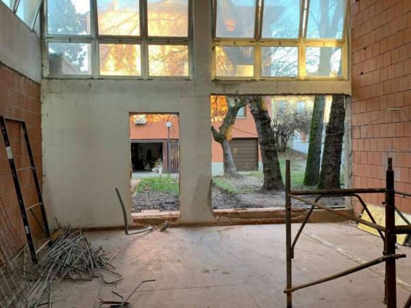 Appartamento in vendita a Milano, P.za Segesta, Con giardino, 240 mq - Foto 14