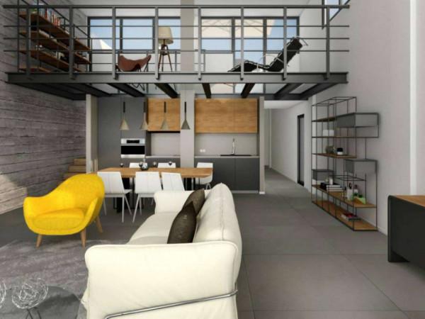 Appartamento in vendita a Milano, P.za Segesta, Con giardino, 240 mq - Foto 12