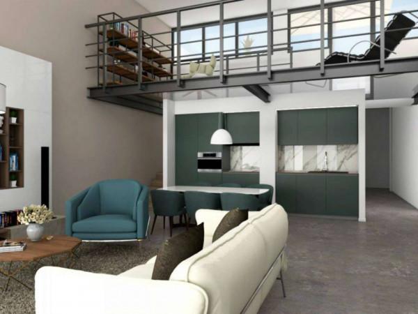 Appartamento in vendita a Milano, P.za Segesta, Con giardino, 240 mq - Foto 18