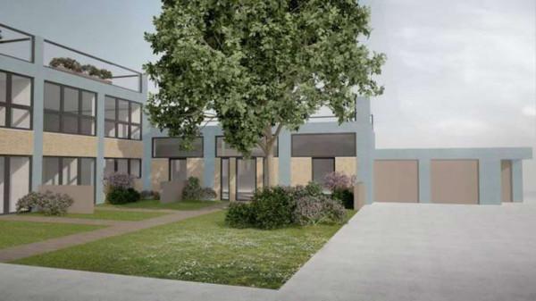 Appartamento in vendita a Milano, P.za Segesta, Con giardino, 240 mq - Foto 1