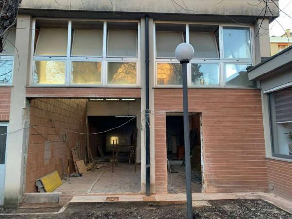 Appartamento in vendita a Milano, P.za Segesta, Con giardino, 240 mq - Foto 17