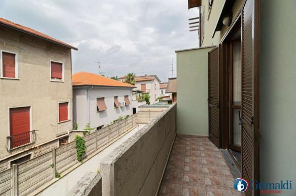 Appartamento in vendita a Canegrate, Centro Canegrate, Arredato, 60 mq - Foto 6