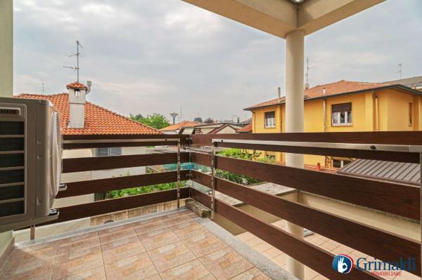 Appartamento in vendita a Canegrate, Centro Canegrate, Arredato, 60 mq - Foto 5
