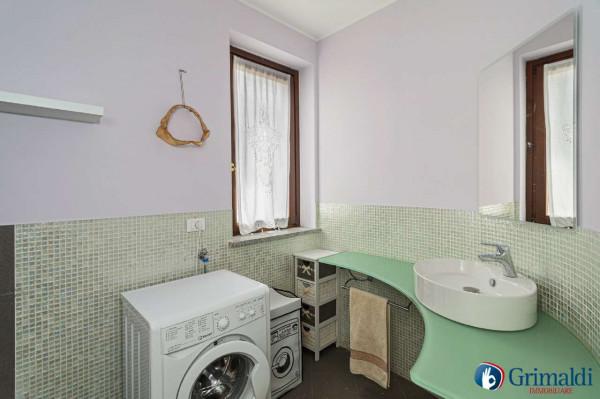 Appartamento in vendita a Canegrate, Centro Canegrate, Arredato, 60 mq - Foto 9