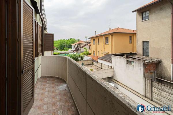 Appartamento in vendita a Canegrate, Centro Canegrate, Arredato, 60 mq - Foto 7
