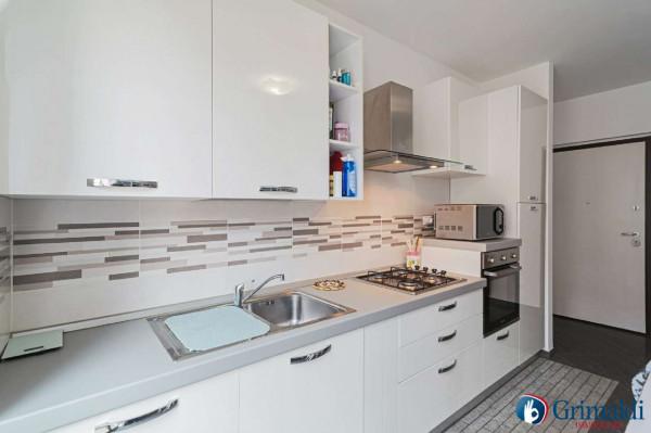 Appartamento in vendita a Canegrate, Centro Canegrate, Arredato, 60 mq - Foto 15