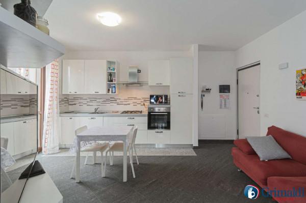 Appartamento in vendita a Canegrate, Centro Canegrate, Arredato, 60 mq - Foto 14