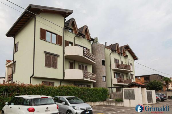 Appartamento in vendita a Canegrate, Centro Canegrate, Arredato, 60 mq - Foto 20