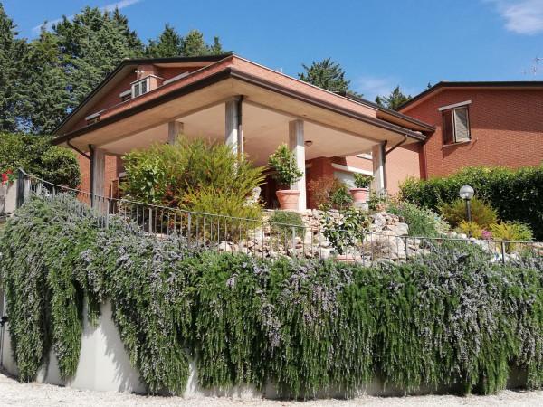 Villa in vendita a Perugia, Prepo, Con giardino, 380 mq