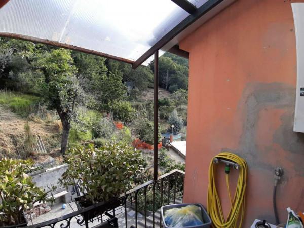 Appartamento in affitto a Uscio, Arredato, con giardino, 75 mq - Foto 2