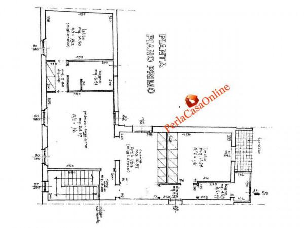 Casa indipendente in vendita a Forlimpopoli, Centro Storico, Con giardino, 200 mq - Foto 3