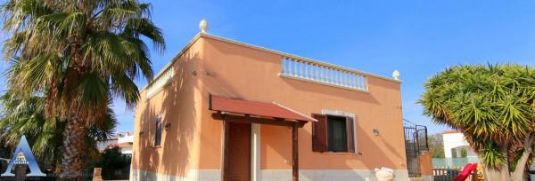Villa in vendita a Leporano, Gandoli - Saturo, Con giardino, 113 mq - Foto 4